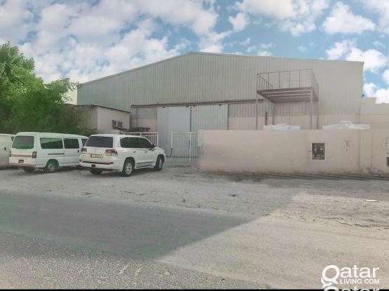 """""""No Commission"""" 600 SQM General Store Available In Industrial Area St 47."""
