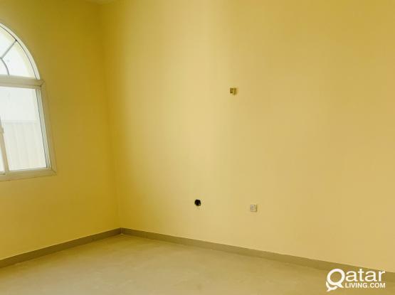 BRAND NEW STUDIO FOR FAMILY VILLA AT ABUHAMOUR ( First Floor )