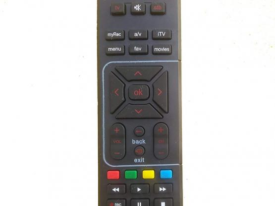 Airtel Original Remote Brand New