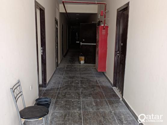 204 ROOMS CAMP FOR RENT IN INDUSTRIAL AREA