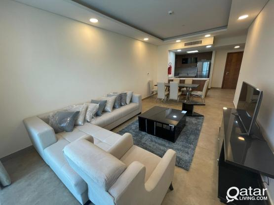 2 BR APARTMENT IN LUSAIL