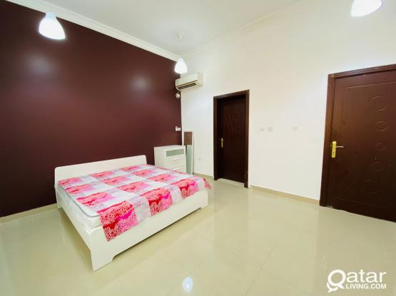 Fully Furnished (BRAND NEW IKEA FURNITURE) 1BHK Apartment-No Commission Near E-Ring Road