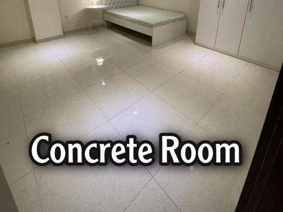 Decent Concrete Room for Rent