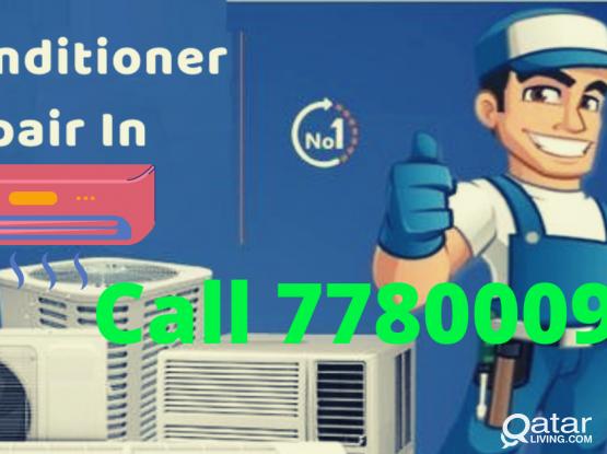 A/C  service, maintenance, installation