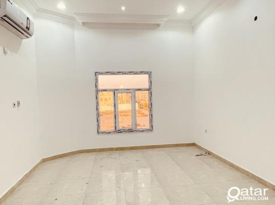 Brand New  One Bedroom & Studio & 2BHK Villa Apartment Available at Ain Khaled Opposite TNG School