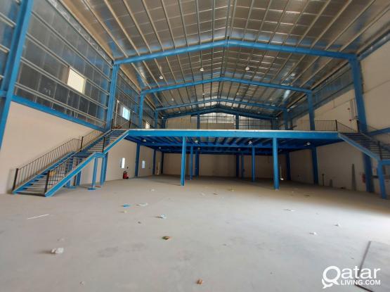 Store for rent 2000sqm Birkat al awamer