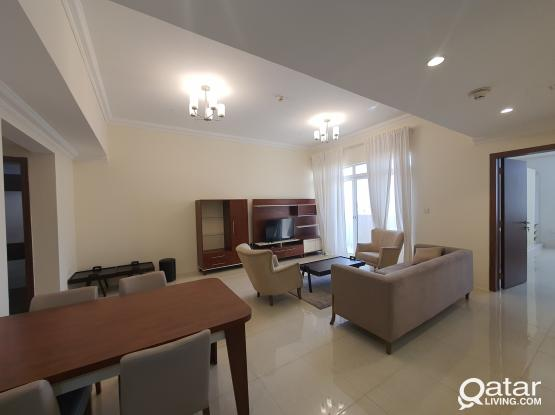 Furnished big 1 BHK apartment in lusail