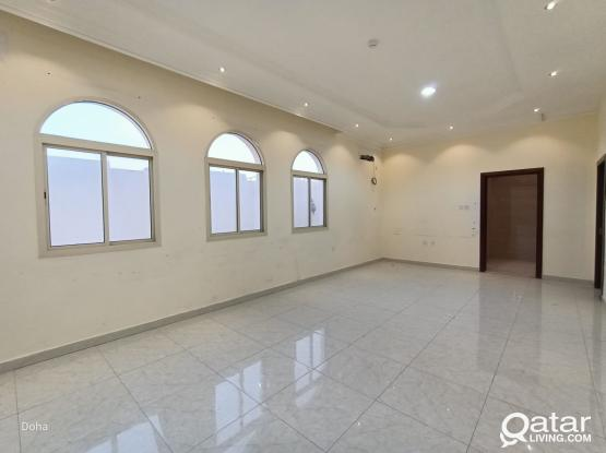 For Rent In A Hilal a commercial spacious villa