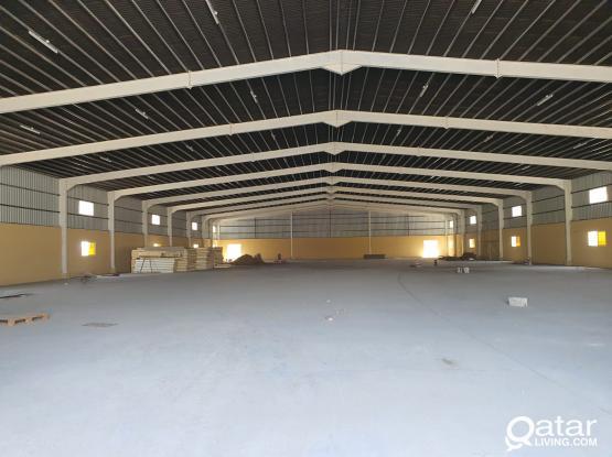 Warehouse(5000M) FOR RENT IN  Berkat Alwamer
