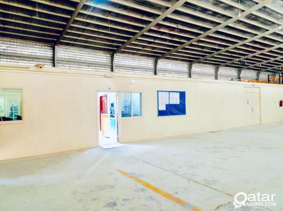 1500 SQM FOOD GRADE STORE FOR RENT