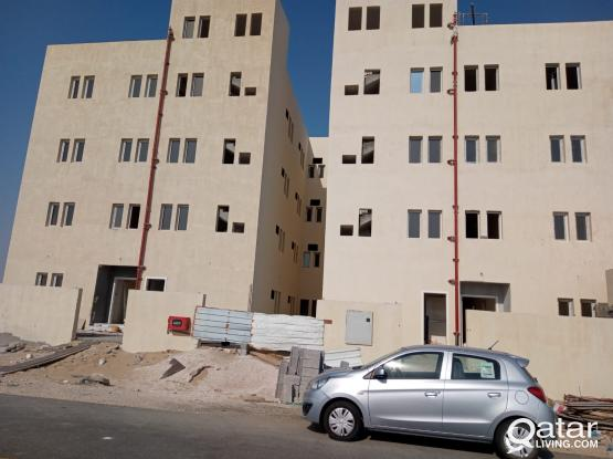 Brand New Labor Accommodation In Jery Al Sumar