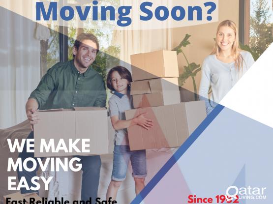 International / local Relocation service