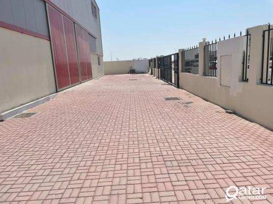 2000 SQM STORE 12 ROOMS IN BIRKAT AL AWAMEER