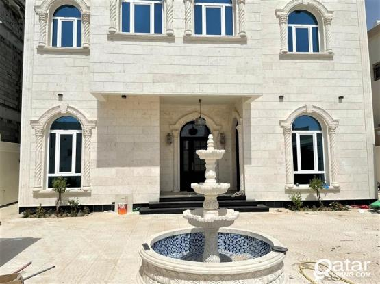 Elegant New Villa For Sale in Umm Salal - للبيع فيلا جديده بمنطقة أم صلال محمد