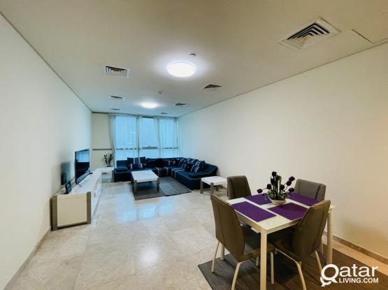 Furnished 2+Maids in Prime Location