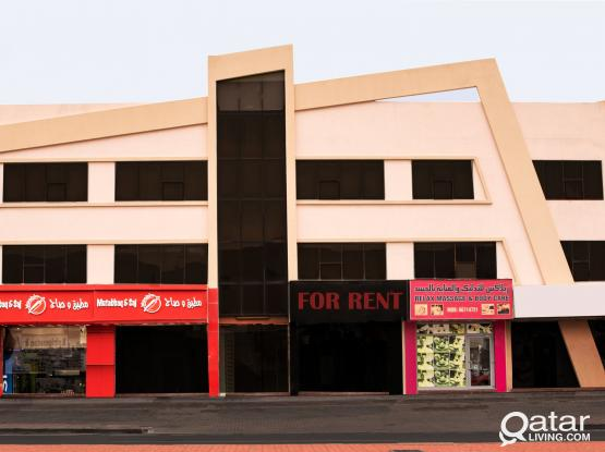 Office Space for rent in Al Aziziyah
