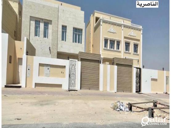Two Adjacent Villas For Sale in Al Nasiriyah - للبيع فلتين في الناصرية