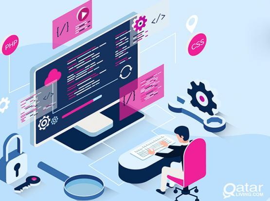 Website + 10 Custom Business EMail + Hosting