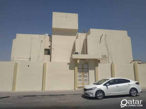 2 BR VILLA PORTION AVAILABLE IN HILAL