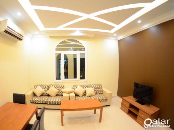 Furnished 1 BHK Well Managed Villa units at Thumama !! FREE WIFI !!