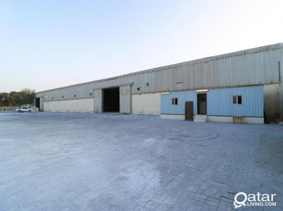 2600sqm Warehouse for Rent