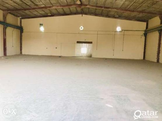 Garage For rent or Sale with all equipments...