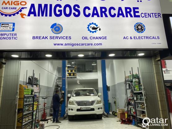 Amigos car Care - Mechanic Specialist In doha