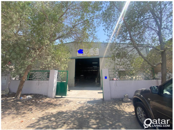 Industrial Warehouse for Rent in Industrial Area