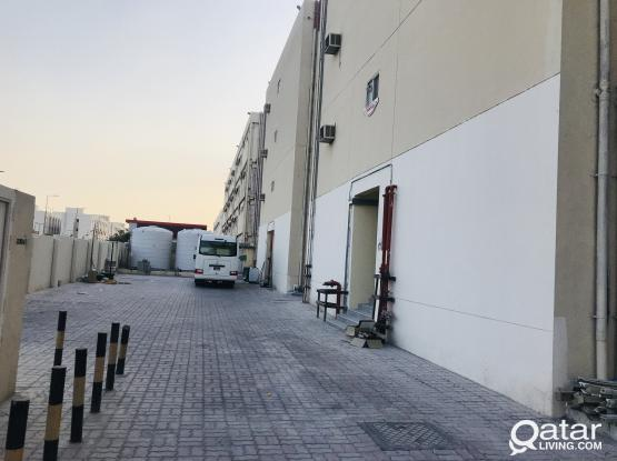 231 Room For Rent - Labor Camp Building