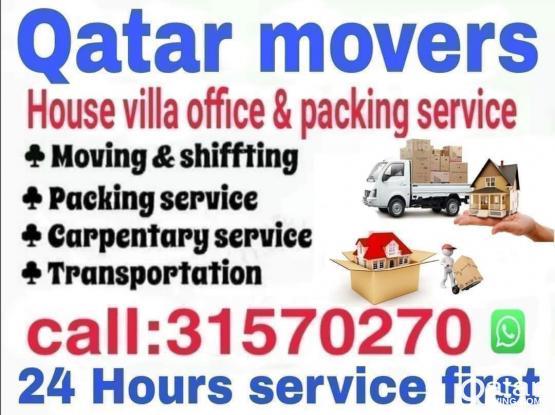 Moving..Shifting..Carpenter..Transportation service..  ..call me-31570270