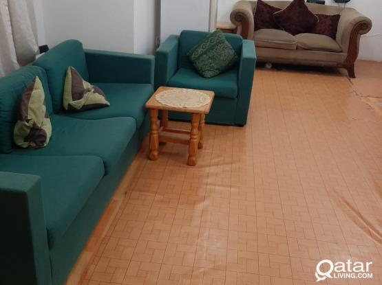 Fully furnished 2 bhk for rent at Najma - no commission