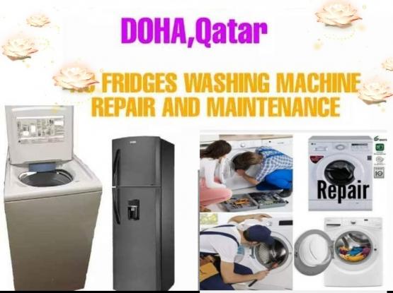 '50406887 Washing machine fridge repair