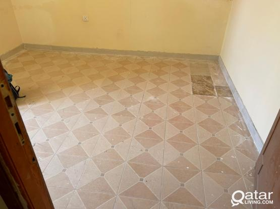 1 BHK for rent in Ain Khalid Villa 19 Families preferred NO COMMISSION