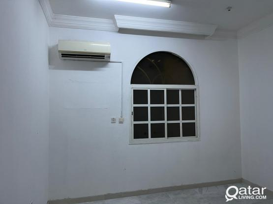 1 BHK for rent in Villa 19 Ain Khalid Families preferred NO COMMISSION