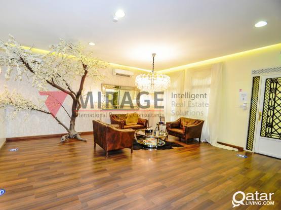 Luxurious beauty salon for sale in Al Khessa
