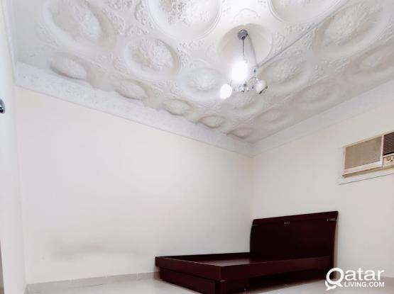 Studio  Family Villa MadinatKhalifa South Neat&Clean,5Mnts To LuLu & Almeera No commission