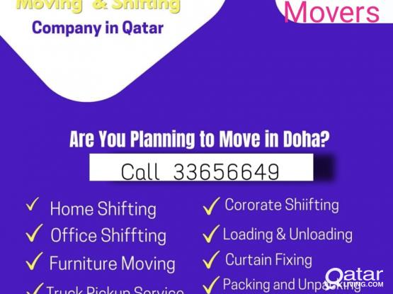 Moving and shifting available for good price. Professional works. Please call 33656649