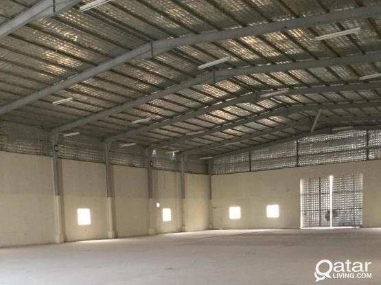 1100 SQMTR FOOD STORE FOR RENT IN INDUSTRIAL AREA