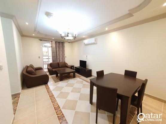 BEAUTIFUL 2 BHK F/F  with balcony IN MANSOURA WITH GYM