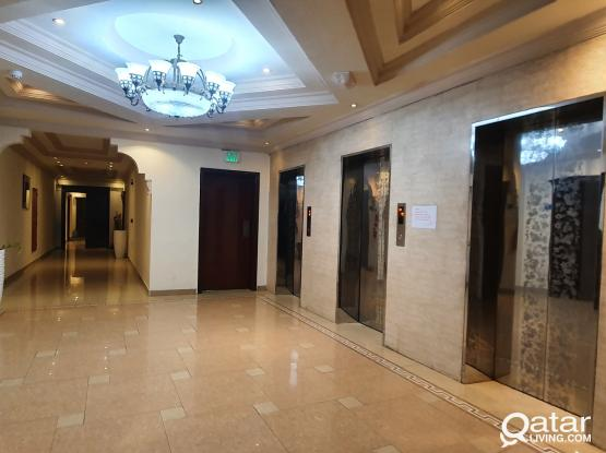 2BHK WATER ELECTRICITY INCLUSIVE Fully Furnished Apartment, Mansoura behind Holiday Villa