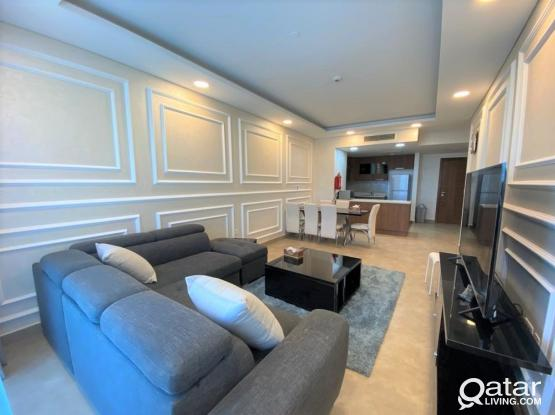 Invest Now-New FF 2BHK Rented Apt For Sale-Lusail