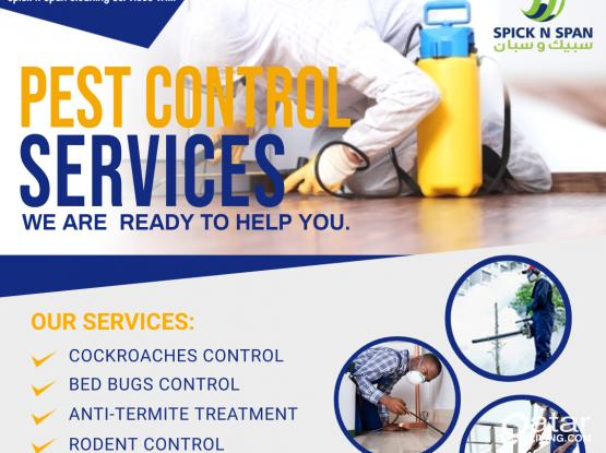 Spick N Span pest control & disinfection service