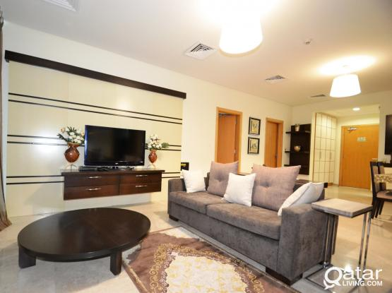 Furnished 2-bed apartment in Zigzag Bower B