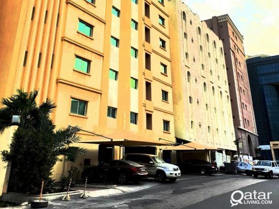 3-bed SF apartment in Najma