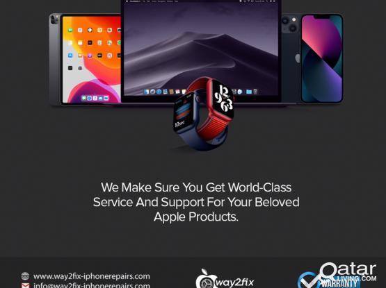 Apple Service Center Qatar