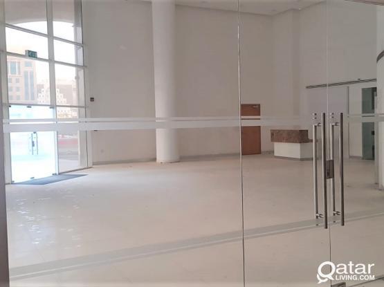 Showroom Space near Souq Waqif / Corniche / No Commission