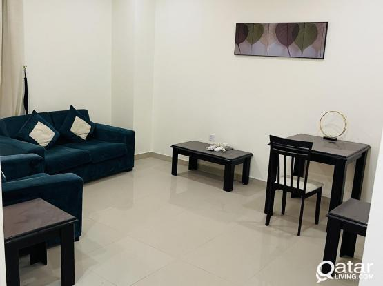 1 bhk fully Furnished apartment for all bill including at ummukhalina