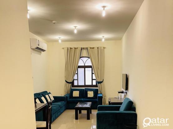 Nice 2 bhk fully furnished including all bills at ummukhalina