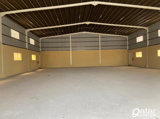BRAND NEW 700SQUARE METER STORE WITH 6 ROOMS FOR RENT IN BIRKAT AL AWAMER