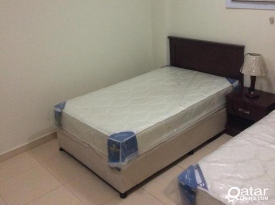 2 BHK FULLY FURNISHED FLAT IN MANSOURA